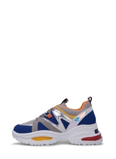 Tiffany&Tomato 9150487 Kadın Spor Ayakkabı Saks
